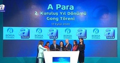 Türkiye'nin ilk yerli ekonomi kanalı 2 yaşında:Borsa İstanbul'da gongA Paraiçin çaldı!
