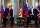 Trump ve Putin'den kritik görüşme