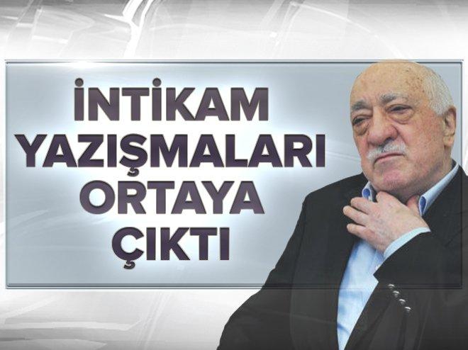 AKINCILAR, FETÖ/PDY'NİN YAZIŞMALARINI DEŞİFRE ETTİ