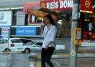 Meteoroloji uyardı! 9 kentte sağanak yağış var!