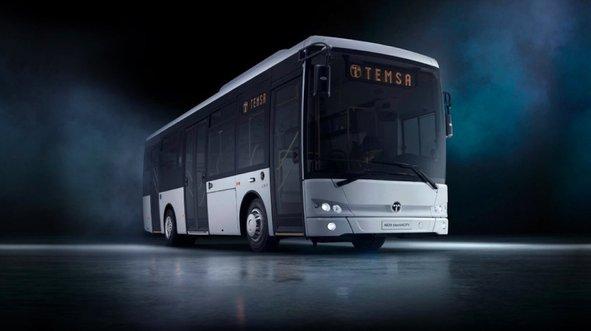İşte Türkiye'nin ilk yerli elektrikli otobüsü!