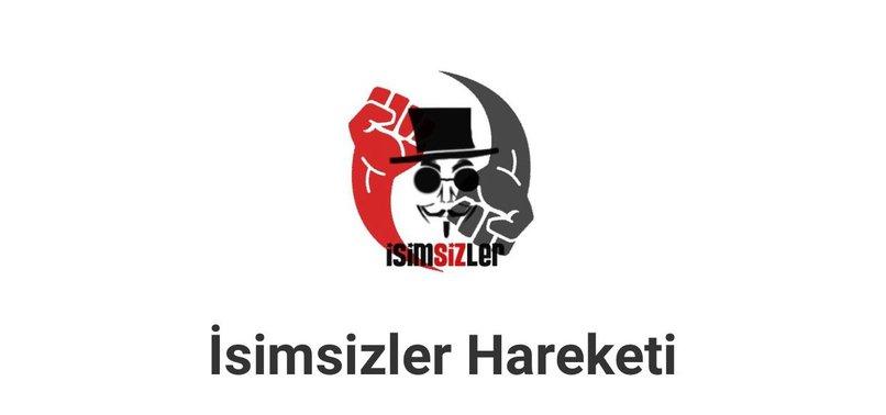 'İSİMSİZLER' PROVOKASYONU: TÜRKİYE'DE KARGAŞA ÇIKARMAK İSTİYORLAR