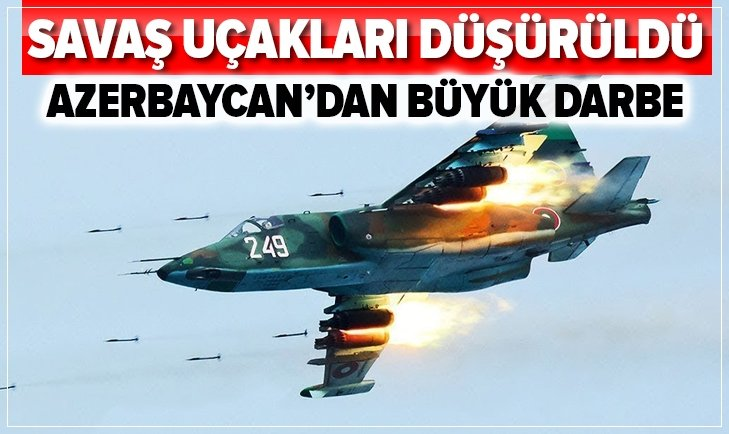 Azerbaycan'dan Ermenistan'a büyük darbe!