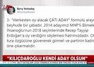 CHP karıştı! Kılıçdaroğlunun Abdullah Gül sevdasına tepki gösterdiler