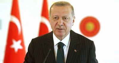 Son dakika: Başkan Erdoğan'dan BM mesajı: Daha demokratik, insan odaklı yapıya kavuşmalı