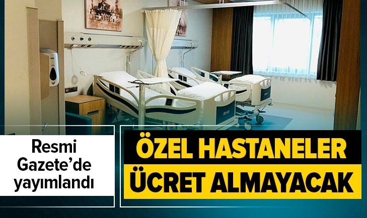 KOVİD-19'A YÖNELİK TANI VE TEDAVİ HİZMETLERİ...
