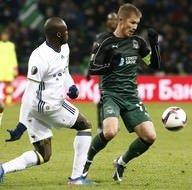 Krasnodar - Fenerbahçe maçından fotoğraflar