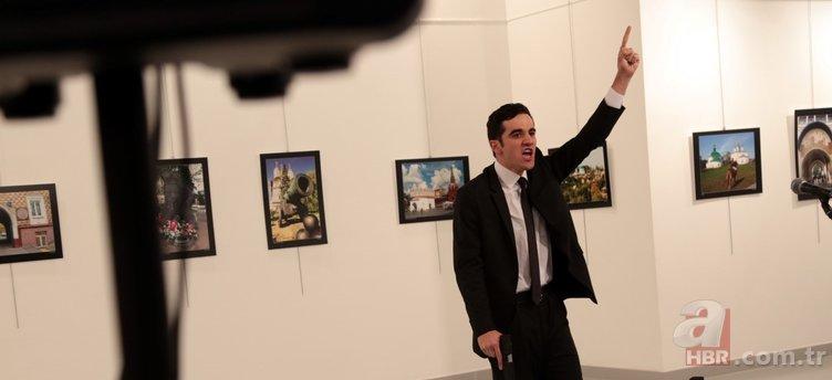 RUS BÜYÜKELÇİ KARLOV'U ÖLDÜREN MEVLÜT MERT ALTINTAŞ'IN YENİ BAĞLANTILARI ORTAYA ÇIKTI