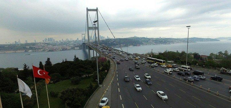 İSTANBUL'DA TRAFİĞE 15 TEMMUZ ETKİNLİKLERİ DÜZENLEMESİ! - 15 TEMMUZ'DA İSTANBUL'DA BUGÜN HANGİ YOLLAR KAPALI?