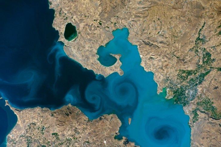 Son dakika   NASA yarışmasında 'Van Gölü' fotoğrafı finale kaldı! İşte büyüleyen o görüntüler