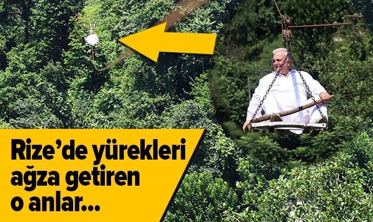 YÜREKLERİ AĞZA GETİREN O ANLAR!