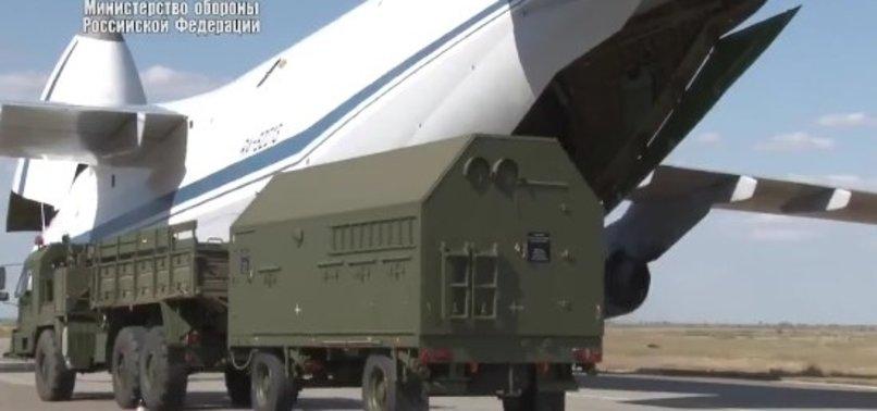RUSYA S-400'LERİN SON GÖRÜNTÜLERİNİ YAYINLADI