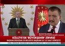 Başkan Erdoğan'dan AK Parti ve CHP'li başkanlara çağrı