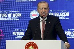 Başkan Erdoğan: Hangi başlıkları atarsanız atın Türkiye dimdik ayaktadır