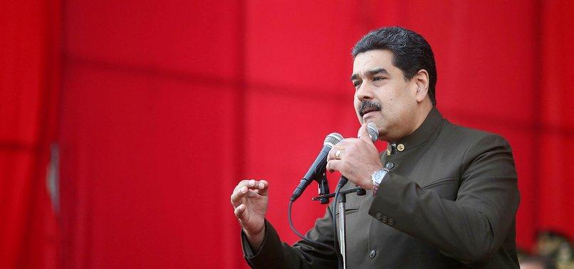 SON DAKİKA: MADURO'DAN TRUMP ŞANTAJINA ANLAMLI CEVAP!
