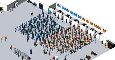 İşte havalimanlarında uygulanacak yeni tedbirler