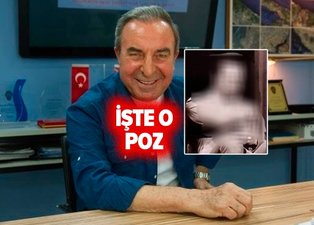 Arka Sokaklar dizisinin Rıza Babası Zafer Ergin o fotoğrafıyla olay oldu! Rıza Baba'nın yıllar önceki fotoğrafı