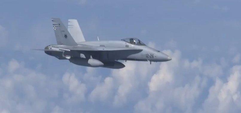 KRİZ YARATACAK HAMLE! NATO UÇAKLARI...