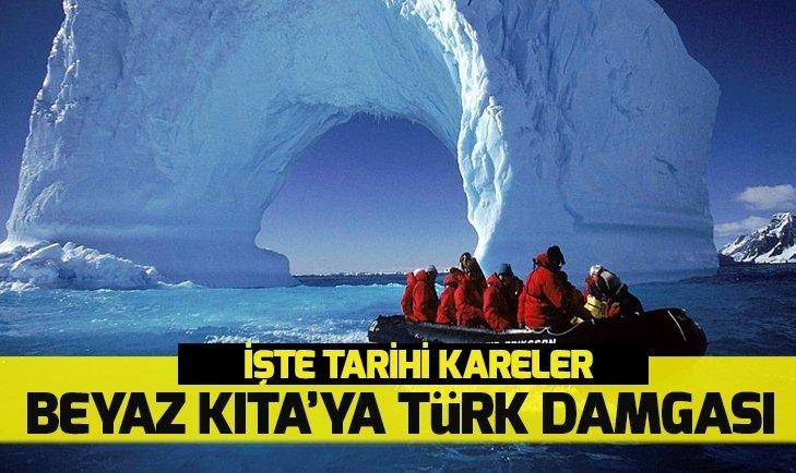 TÜRK BİLİM İNSANLARINDAN TARİHİ KARELER!