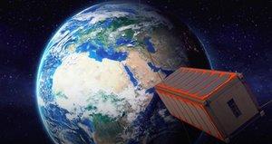 Türkiye uzay için bir adım daha attı