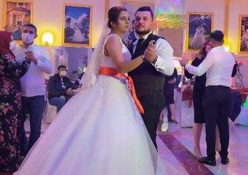 4 gün önce evlenen kadının Kovid-19 nedeniyle hayatını kaybetti