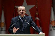 Cumhurbaşkanı Erdoğan'dan ahlaksız iddiaya sert cevap