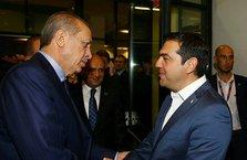Yunanistan Başbakanı Çipras'dan Erdoğan'a tebrik telefonu