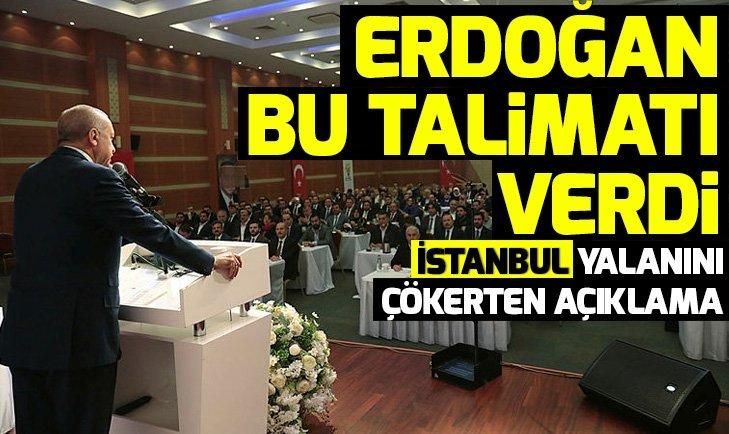 AK Parti'den Ekrem İmamoğlu'nu çalıştırmayın iddiasına yalanlama