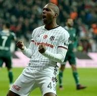 Beşiktaş - Atiker Konyaspor maçından kareler