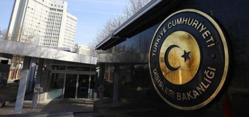TÜRKİYE'DEN AVRUPA'YA SERT TEPKİ!