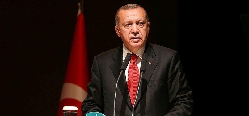 Başkan Erdoğan: Her geçen gün daha iyi konuma geliyoruz