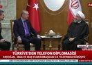 Sondakika: Başkan Erdoğan İran ve Iraklı mevkidaşlarıyla görüştü |VİDEO