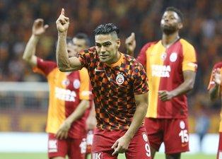 Galatasaray Fenerbahçe'yi solladı! Falcao gelince...