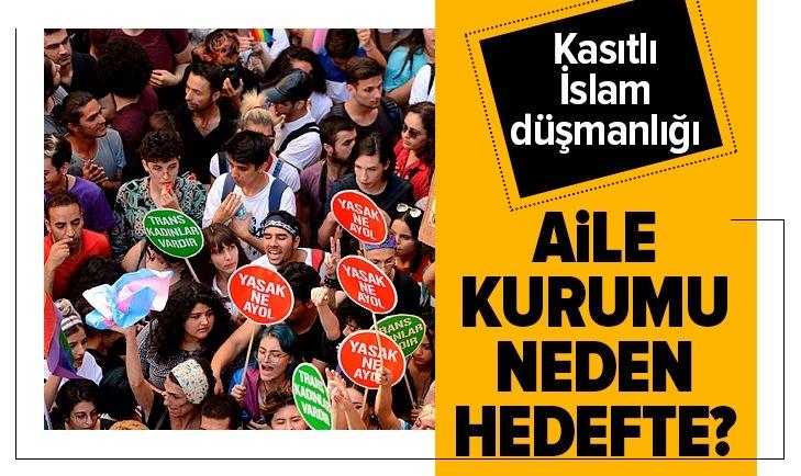 Sabah gazetesi yazarı Hilal Kaplan: Amaç aile kurumunu ortadan kaldırmak