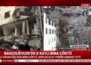 İstanbul Bahçelievler'de 7 katlı bina çöktü! Belediye Başkanı Hakan Bahadır A Haber'e konuştu  Video