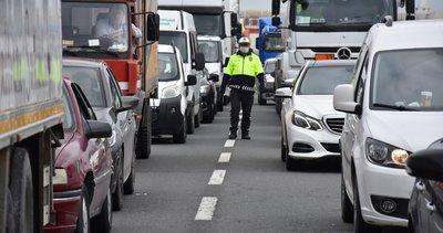Son dakika: İzmir'e araç girişlerine kısıtlama getirildi