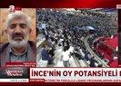 Muharrem İnce yeni parti kuracak mı? GENAR Başkanı İhsan Aktaş değerlendirdi