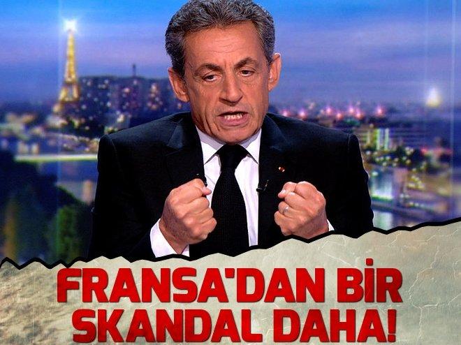 FRANSA'DAN BİR SKANDAL DAHA!