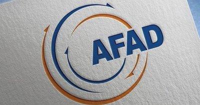 Son dakika: AFAD'dan İzmir depremi açıklaması