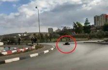 İsrail askeri Filistinli genci canlı yayında vurdu