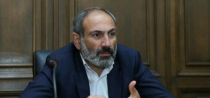 Ermenistan Başbakanı Nikol Paşinyan ülkesinde alay konusu oldu
