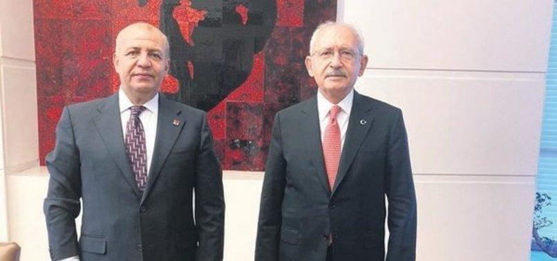Kılıçdaroğlu dolandırıcılık ve tacizle suçlanan Veysi Uyanık'ı il başkanı yaptı