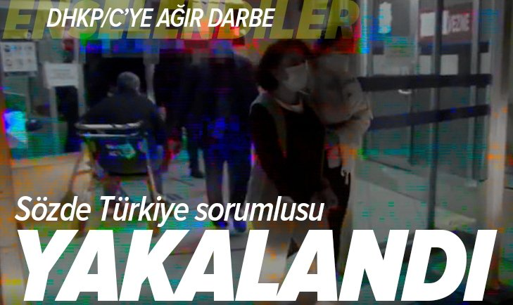 DHKP/C'nin sözde Türkiye sorumlusu Yasemin Karadağ ile sözde memur sorumlusu Yeter Gönül Aydın yakalandı