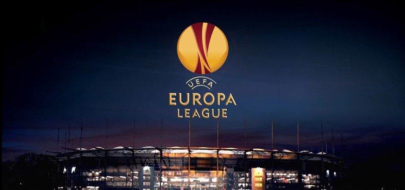UEFA AVRUPA LİGİ'NDE 6 GRUPTA SON MAÇLAR OYNANDI