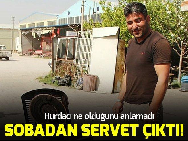 HURDACI SOBADAN 100 ÇEYREK ALTIN BULDU! BAKIN NE YAPTI...