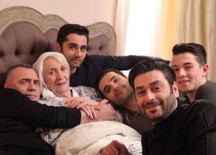 Eşkıya Dünyaya Hükümdar Olmaz oyuncularından Sabina Toziya'ya için duygulandıran paylaşımlar: Anneler ölmez…