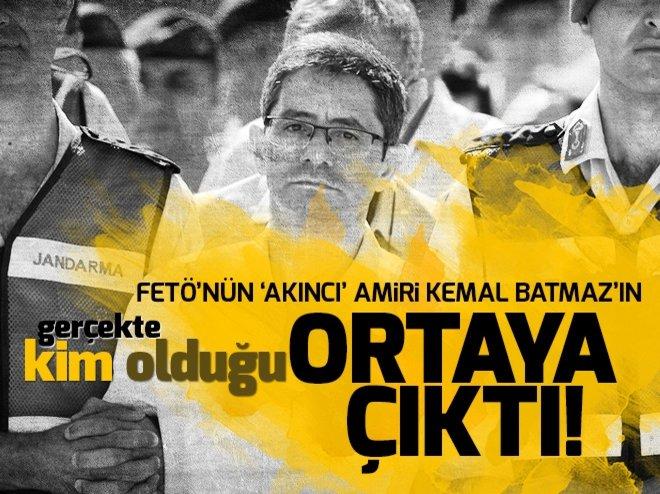 FETÖ'cü Kemal Batmaz 'Florya heyeti'nden çıktı!