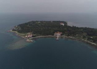 Koronavirüs salgını Covid-19 İzmir Urla Karantina Adası'nı hatırlattı