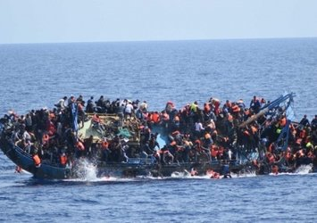 Göçmen faciası! Yemen açıklarında tekne alabora oldu 300 kişi kayıp
