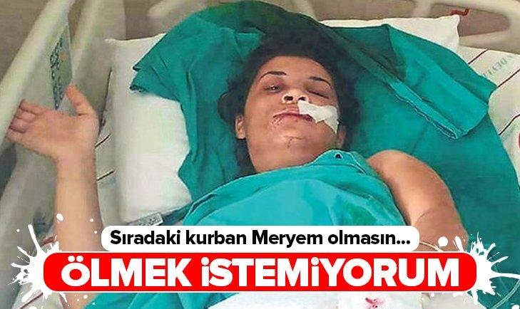 SIRADAKİ KURBAN MERYEM OLMASIN...